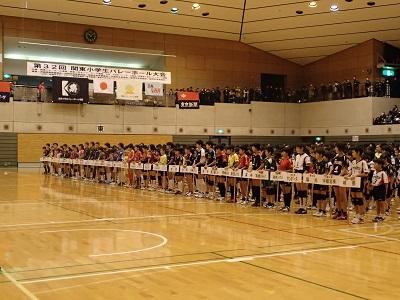茨城県小学生バレーボール連盟